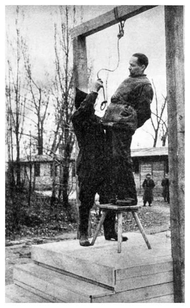 Ejecución de Rudolf Höss
