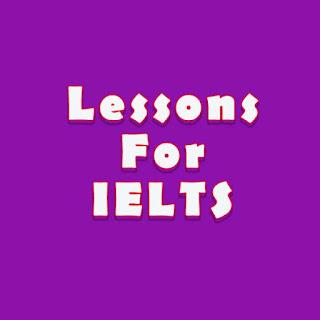 แจกหนังสือบทเรียนสำหรับการสอบไอเอลท์ Lessons For IELTS (Speaking & Listening)