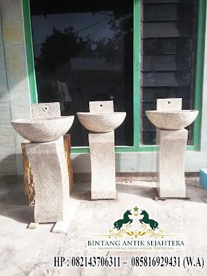 Gambar Model Pedestal Teraso