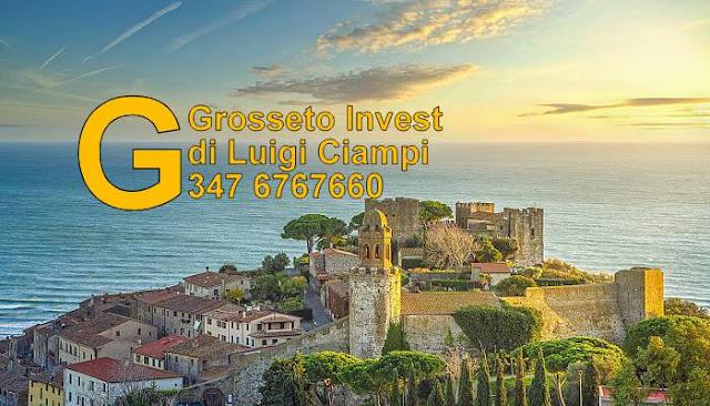 Case in vendita a Castiglione della Pescaia, annunci immobiliari   Grosseto Invest Immobiliare di Luigi Ciampi