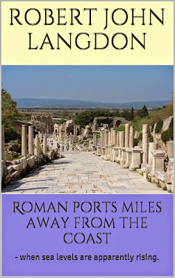 13 Ancient Things that don't make sense in History - Roman ports miles away from the sea