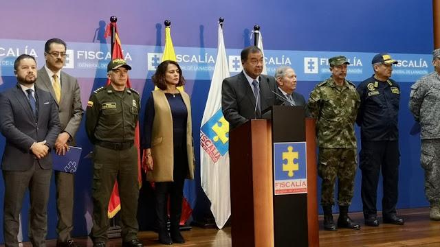 Un megaoperativo en Colombia permite la captura de 206 personas acusadas de integrar bandas criminales