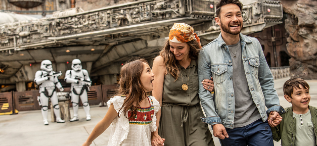 Southwest is offering you the chance to win a vacation that is out of this world to Star Wars: Galaxy's Edge at BOTH Disneyland Resort and Walt Disney World!