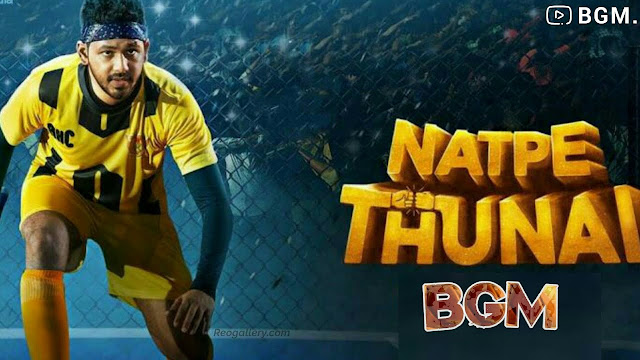 Natpe Thunai - Love BGM | Original Background Music - MP3 Download