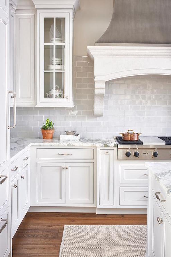 my luxefinds all white kitchens and design inspiration