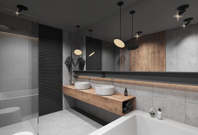 Floor Tiles Design For Bathroom