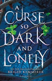 REVIEW: A CURSE SO DARK AND LONELYBY (Cursebreakers #1) by BRIGID KEMMERER