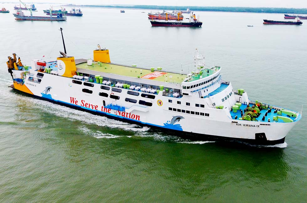Jadwal Kapal Laut Dharma Ferry Desember 2019 - Hijau Pink