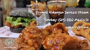 Promosi Hidangan Sensasi Ohsem Smokey (SOS) BBQ Meals Di Marrybrown