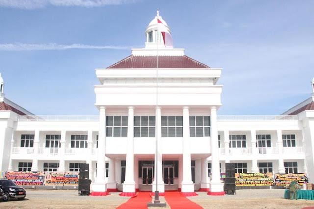 Sejarah Berdirinya Pemerintahan Kabupaten Labuhanbatu
