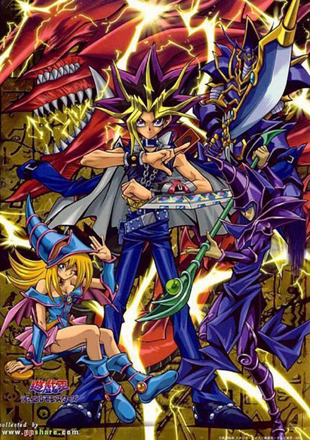انمى Yu-Gi-Oh!: Duel Monsters مترجم