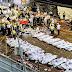 44 Muertos tras estampida en festividad religiosa en Israel: