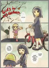 God's in His Heaven Manga