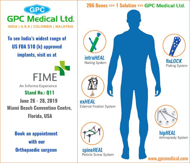 GPC Medical at FIME 2019