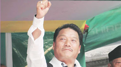 Bimal Gurung for Gorkhaland