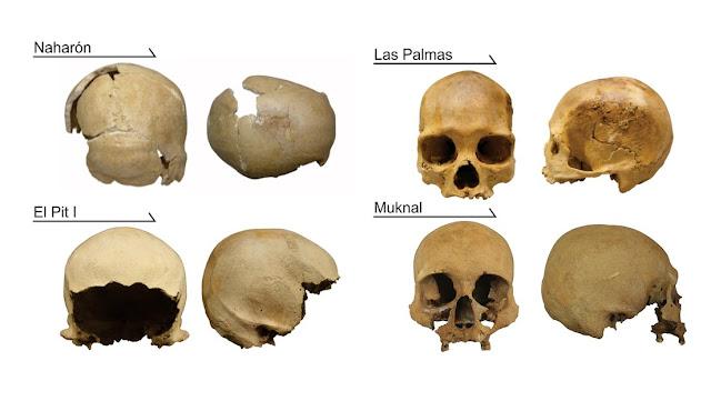 Descubren en México cráneos que evidencian la sorprendente diversidad de los primeros pobladores de América del Norte