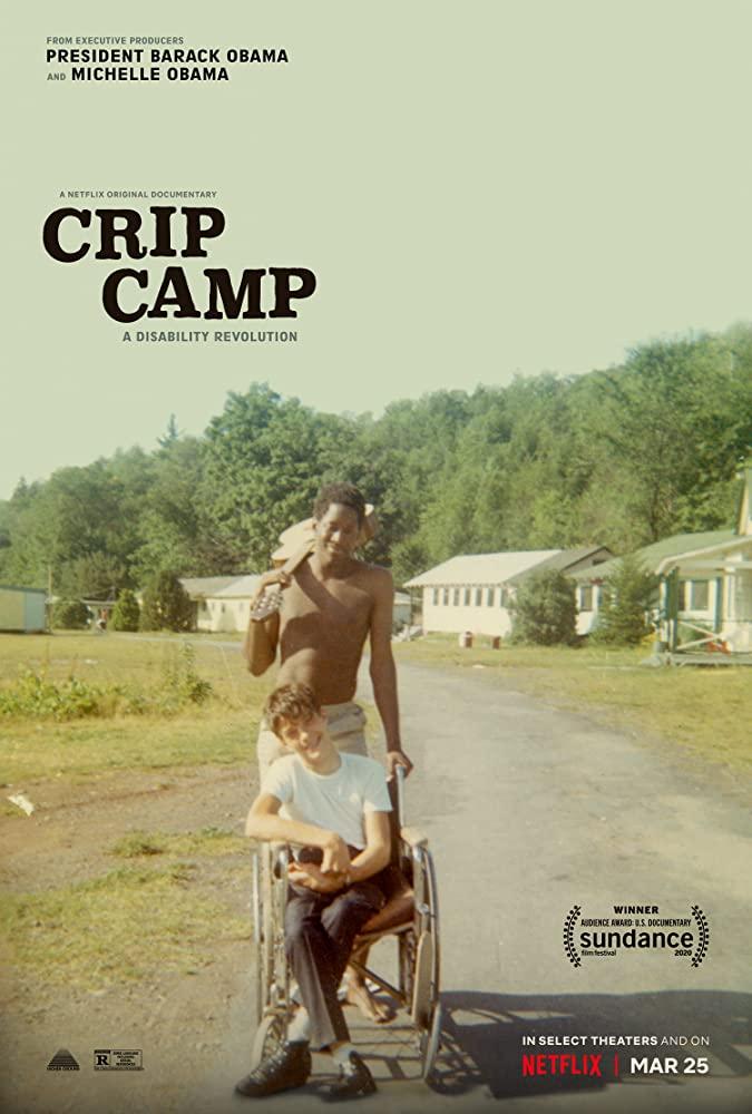 Nonton Download Film Crip Camp: A Disability Revolution (2020) Full Movie Sub Indo