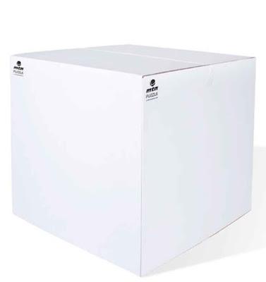 caja para montar superficies para pintar graffitis