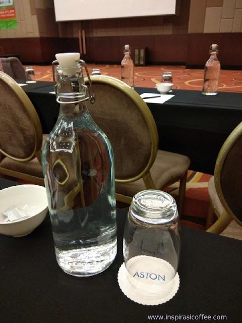 botol minum dari kaca eco-green