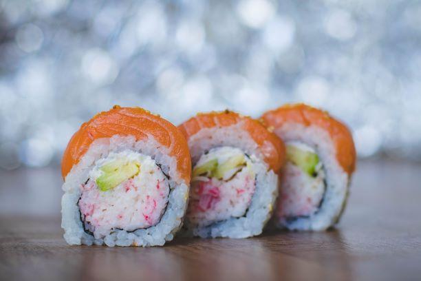 Sushi, Japanese Food, Lifestyle