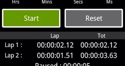 تحميل تطبيق قياس الوقت المتعدّد [Timers4Me]