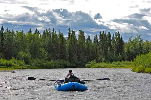 top 10 destinations to explore in alaska, alaska river, river in alaskaalaska, alaska time, alaska capital, alaska northern lights, alaska usa