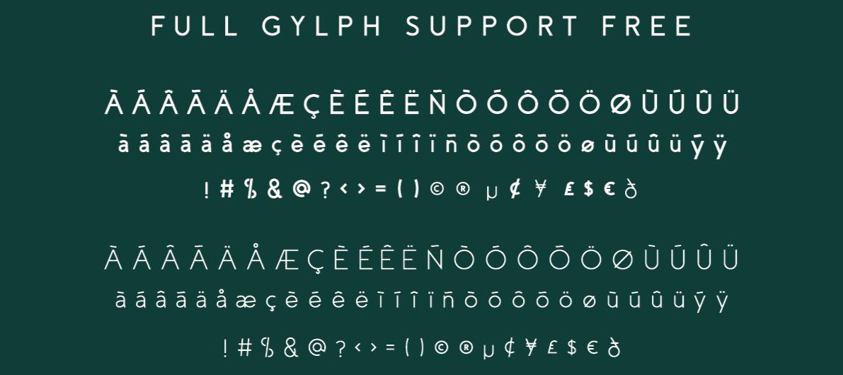 خط كوفيس مجانا Coves Free Font