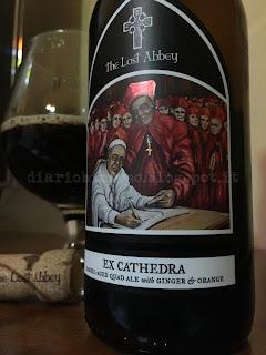 The Lost Abbey - Ex Cathedra birra recensione birra artigianale blog