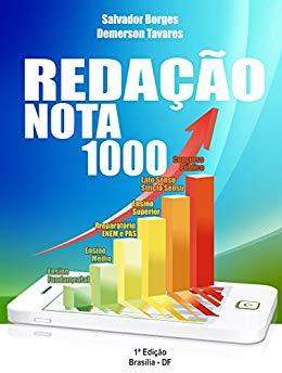 Redação Nota 1000 - Demerson Pereira de Moura Tavares