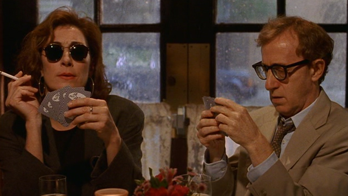 f7a0b622a8 The screenplay for Manhattan Murder Mystery originally started out as an  embryonic incarnation of Annie Hall co-written with Marshall Brickman but  Allen ...