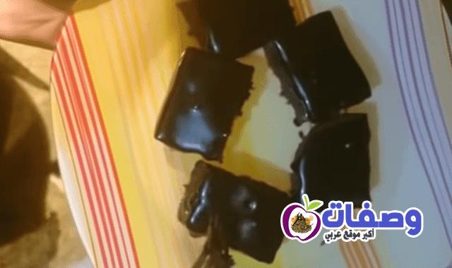 طريقة تحضير كيكة الشوكولاته سهلة واقتصادية