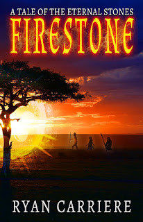 middle grade fantasy, epic quest novel, monsters, magic and misfits, action adventure novel, young adult fantasy, ryan carriere, tale of eternal stones firestone, epic ya novel
