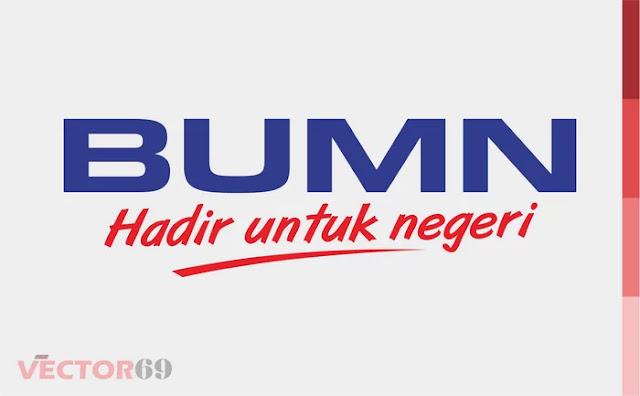 Logo BUMN Hadir Untuk Negeri - Download Vector File PDF (Portable Document Format)