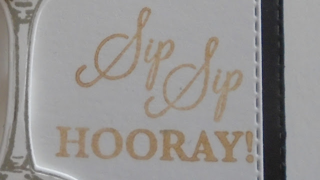 Craftyduckydoodah!, Sip Sip Hooray, Christmas 2019, Susan Simpson UK Independent Stampin' Up! Demonstrator, Supplies available 24/7 from my online store,