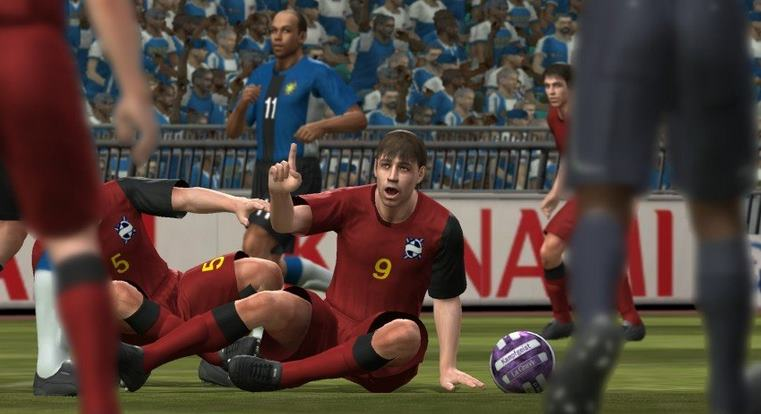 Pro Evolution Soccer 2008 PC Full Español