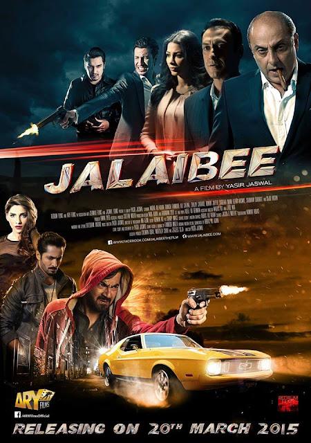 Jalaibee (2015) Urdu 480p HDRip 380MB