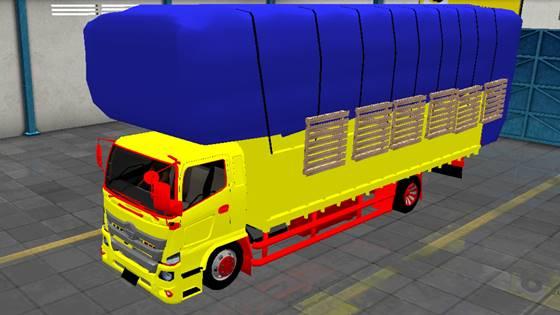 Mod Truck Hino 500 Gayor