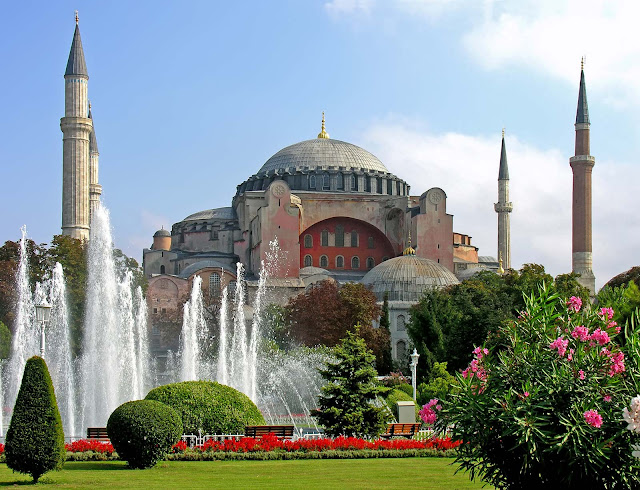 3.5 lakh crowd gathered for first Namaz at Hagia Sophia Mosque