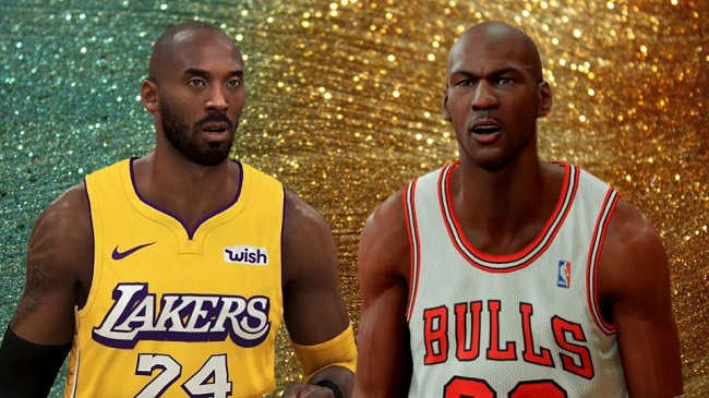 Comparison: NBA 2K21 vs NBA 2K20