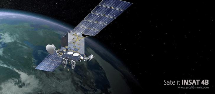 Inilah Daftar Lengkap Frekuensi Satelit Insat 4B