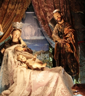 La Navidad celebra el Nacimiento del Hijo de Dios