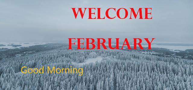 Good Morning Hello February.