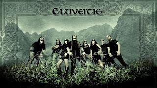 Photo des membres de Eluveitie