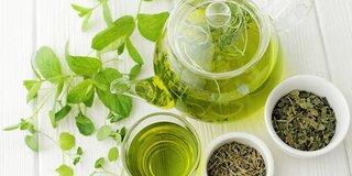 Cara Membuat Minuman Green Tea