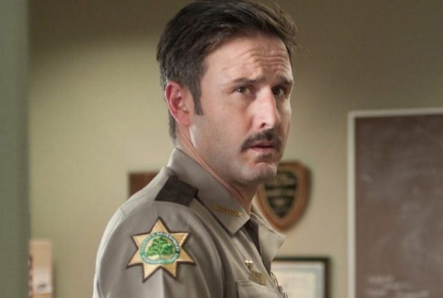 David Arquette habla sobre la saga 'Scream' y Wes Craven