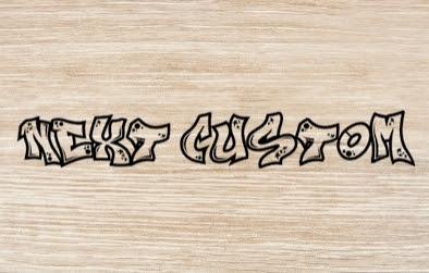 Font Next Custom