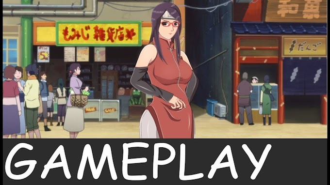Sarada Training: The Last War v2.0 MOD Ported to Android