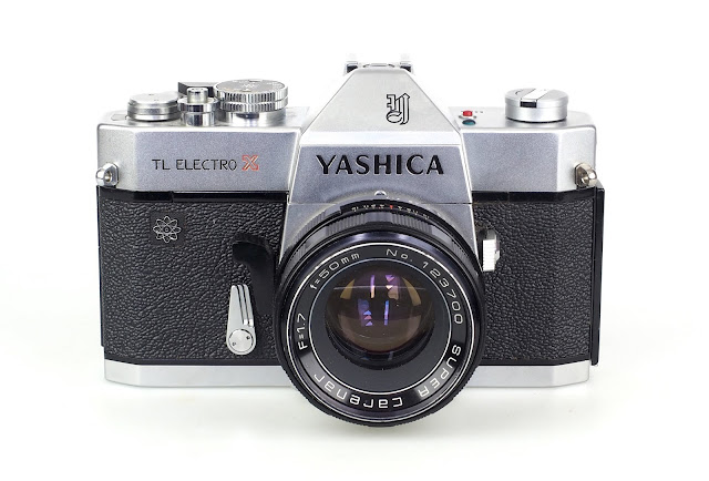 Yashica TL Electro X (Japan, 1968-1974)