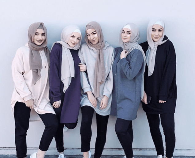 Model Hijab Selegram Indonesia