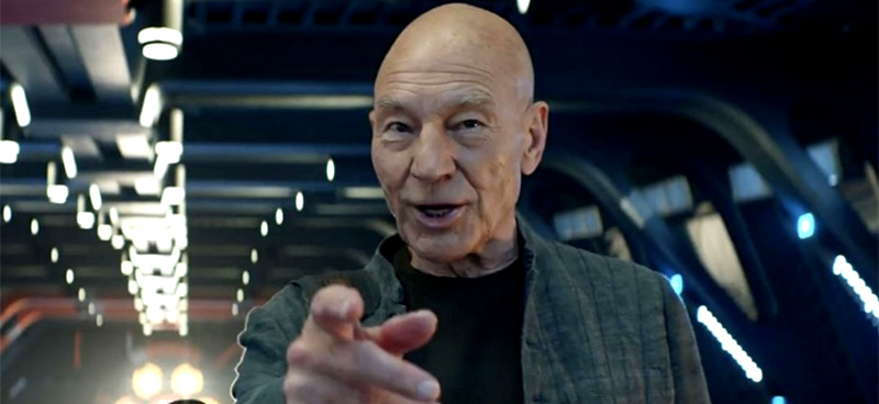Star Trek Picard - Trailer